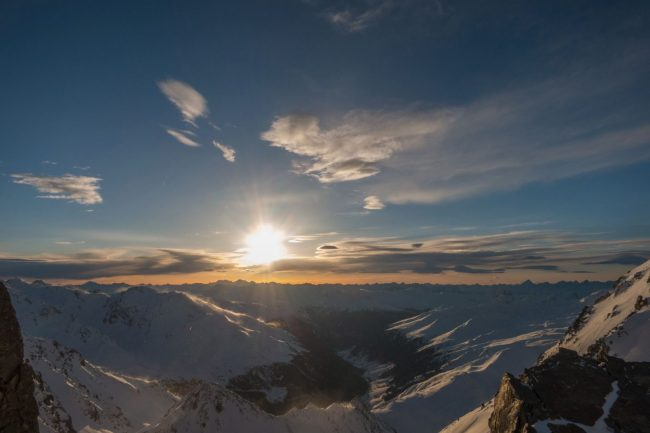 Bergwelt Tirols